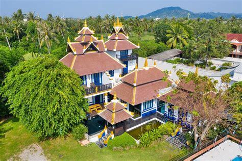 บ้านบุหงา ปราณบุรี พูลวิลล่า   บ้านพักหัวหิน
