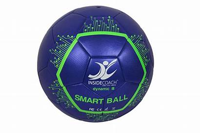 Ball Soccer Smart Connected