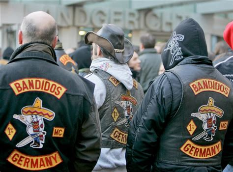 Bandidos Are 'baddest Of The Bad