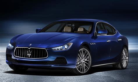 Maserati Car : 2017 Maserati Ghibli Photos