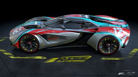 wallpaper rise race the future supercar racing pc
