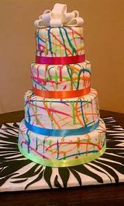 Torta de 15 Años Neon Para todas tus celebraciones La