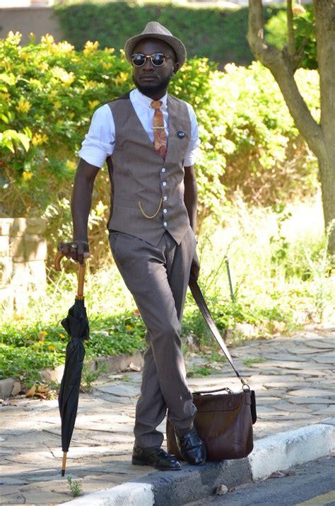 taught fashion guru inspires vintage style  namibia