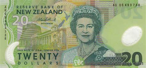 money exchange nz 20 new zealand dollars series 1999 exchange yours for