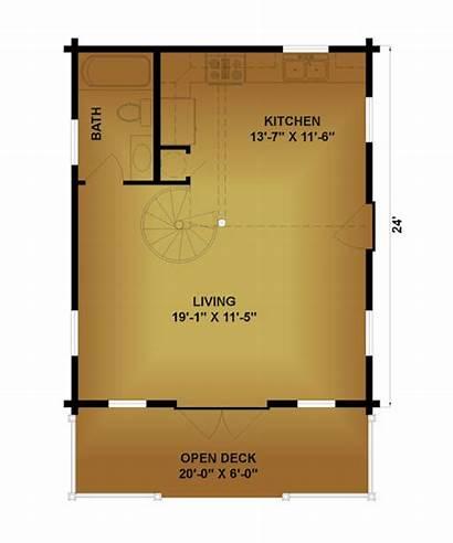 Bear 1st Floor Tiny Plans