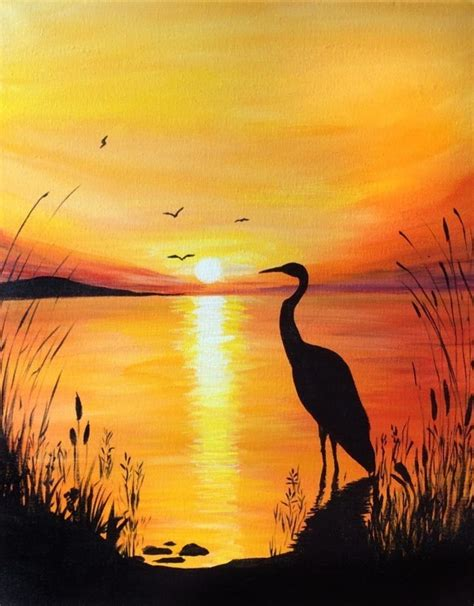 image result  step  step scenery painting acrylic