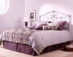 Light Purple Walls Bedroom Ideas