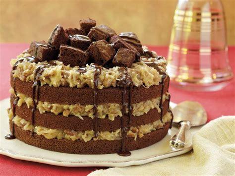 german chocolate crazy cake recipe food pinterest