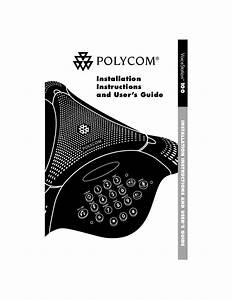 Polycom Voicestation 100 User Guide