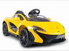 Kids Premium Edition 12V MCLaren P1 Official Ride on Car