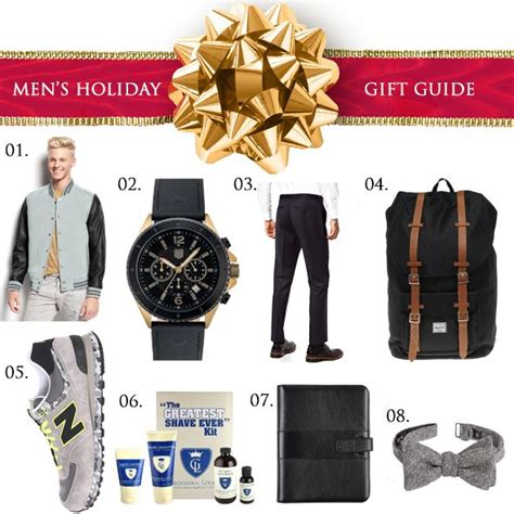 men s holiday gift guide 2013 by vincent ko details
