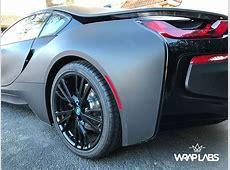 BMW i8 Car Wraps Best Vinyl Wraps 3M Avery Wrap Labs