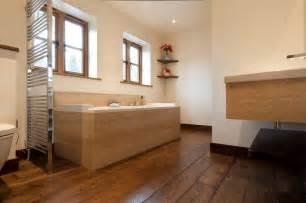 bathroom hardwood flooring ideas 21 awesome wooden themed bathrooms