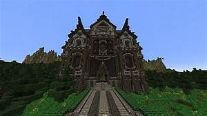 Slender39s Mansions A Gothic Style Build With Custom