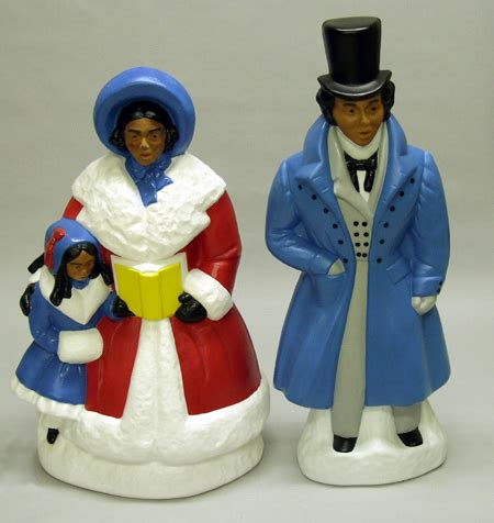 african american victorian dickens carolers christmas