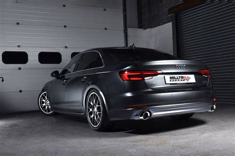 Audi A4 B9 by 12 Different Options For Audi A4 B9 Quattro Saloon