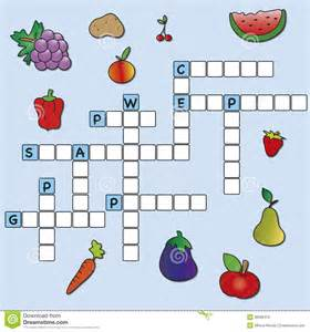 Free Easy Crossword Puzzles for Kids