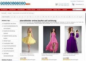 Abendkleider Online Auf Rechnung : wo abendkleider auf rechnung online kaufen bestellen ~ Themetempest.com Abrechnung