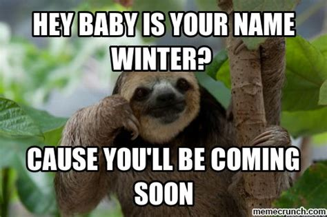 Pervy Sloth Meme - 1000 images about sloth humor on pinterest creepy sloth judge me and the words