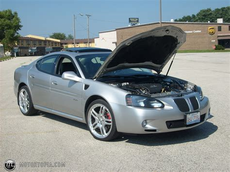 pontiac grand  gxp car  catalog