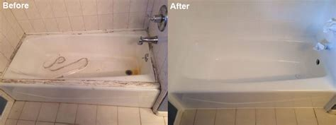 bathtub resurfacing countertop bathroom tub and tile