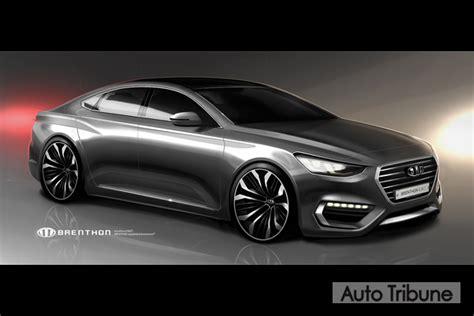 Boat Show 2017 Katilimci Listesi by 2017 Hyundai Azera 2017 Hyundai Grandeur To Get Younger