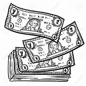 Best Money Clipart Black And White #13911 - Clipartion.com