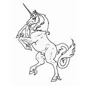 Unicorns 3 Fantasy Coloring Pages & Book