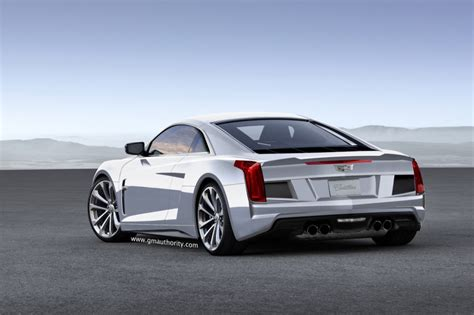 Cadillac Supercar 2020 by Cadillac Mid Engine Supercar Rendering Gm Authority