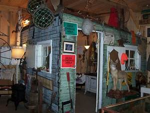 The Shed: Gift shop & Museum