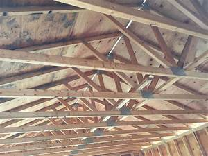 roof trusses used in construction types and cost With cost of trusses