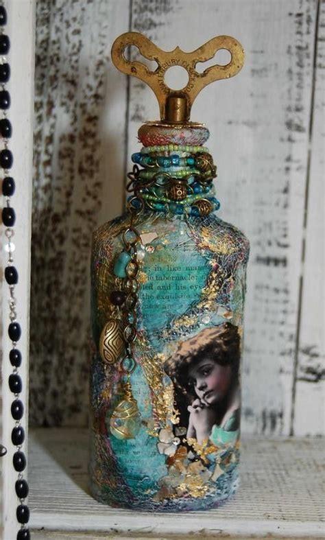 decorative bottles enchanted fairytale dreams