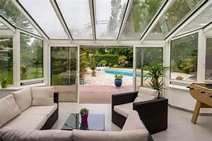 Toit En Verre Prix : quelle toiture choisir pour une v randa verre pvc ~ Premium-room.com Idées de Décoration