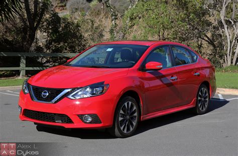 2016 Nissan Sentra Review  Nissan's Compact Goes Premium