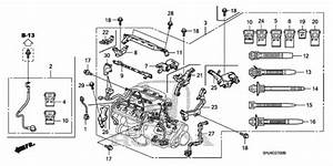Engine Wire Harness For 2009 Honda Odyssey 5