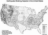 Earthquake Coloring Science Earth Preparedness Usgs Earthquakes Hazards Template Lessons Sketch Gov sketch template