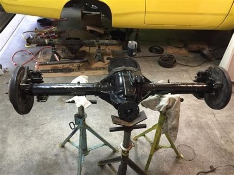 Ford 8 8 Gears by Sold Ford 8 8 Rear End W Posi For A Bodies Only