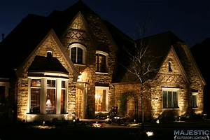 fort, worth, and, dallas, , tx, home, exterior, lighting, gallery