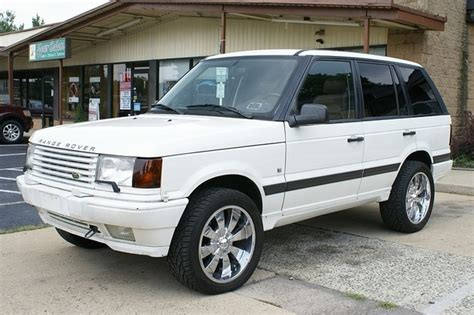 1999 Land Rover Range Rover by 1999 Land Rover Range Rover Information And Photos