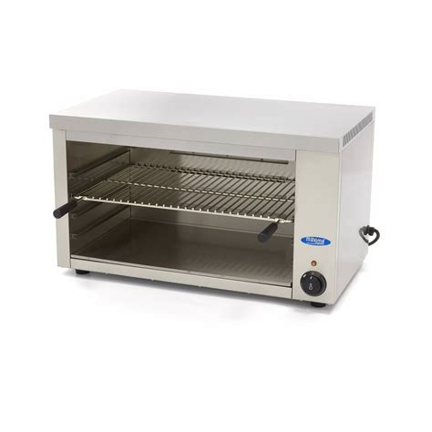 Kitchen Equipment Netherlands by Maxima Deluxe Salamander Grill 638x295mm 3 6 Kw