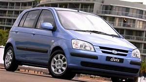Used Car Review Hyundai Getz 2002