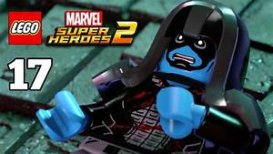 LEGO Marvel Superheroes 2 Walkthrough Part 17 with Black ...