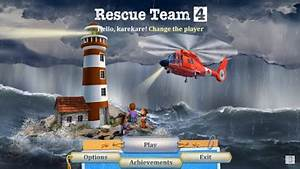 games: Rescue Team 4
