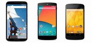 Nexus 6 Vs  Nexus 5 Vs  Nexus 4 Vs  Galaxy Nexus  U2013 Droid Life