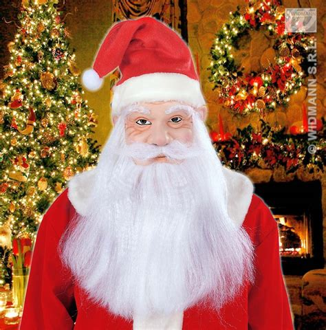 buy santa claus masks hat wig beard moustache fancy
