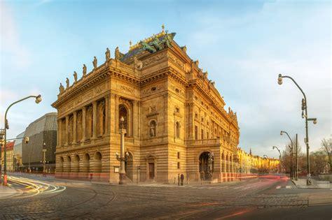 national theatre narodni divadlo pragueeu