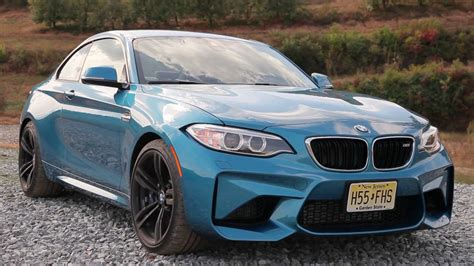 bmw m2 motor authority s best car to buy 2017 youtube