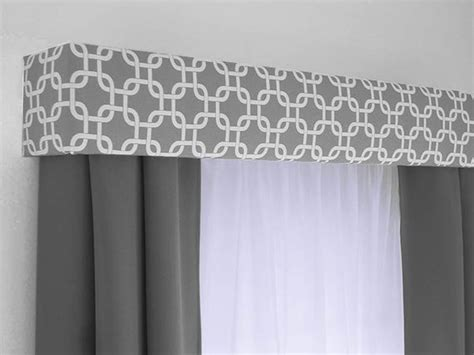 cornice board valance custom cornice board valance box window treatment custom