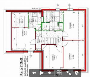 surface habitable maison interesting maison de plainpied With comment calculer surface habitable maison