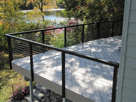 wire banister cable railing systems stainless cable railing inc